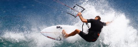 Kitesurf with edge!