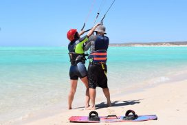 Kite-Surfing-Lessons 6 days