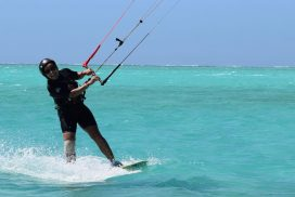 Happy Days Learn to kitesurf on our 5 day progressive camp