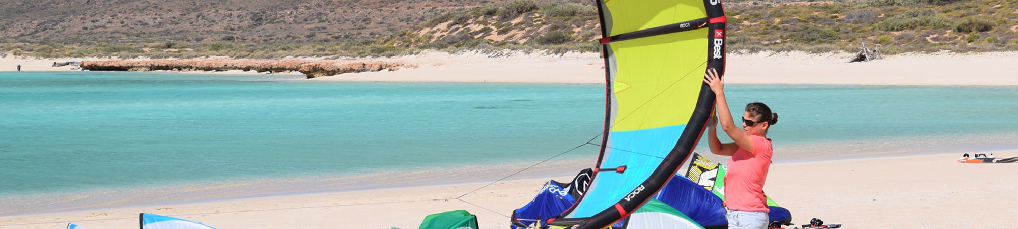 Kitesurf Immersion Lessons