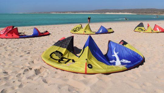 Intermediate Kitesurfing Lessons