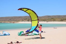 Intermediate Kitesurfing Lessons Skill Up