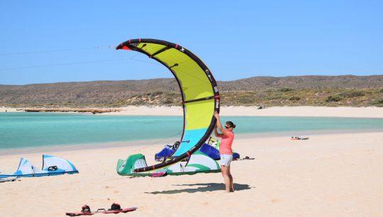 Intermediate Kitesurfing Lessons Skill Up