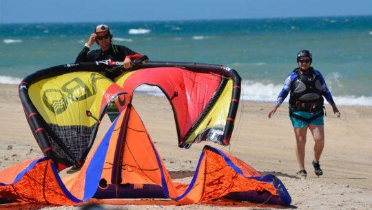 Kitesurfing Beginner Lesson
