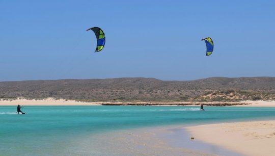 Learn to Beginner Kitesurfing Lesson