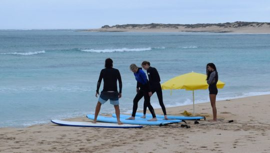 Learn to Surf 1.5 hours Exmouth