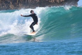 Learn to Surf Lessons 3 day Exmouth