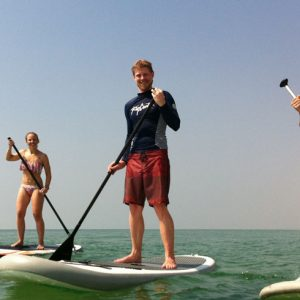 SUP Discovery Lesson & Tour