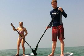 SUP Discovery Lesson & Tour beginners