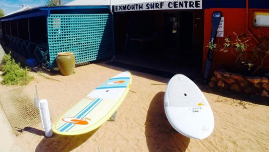 SUP Discovery Lesson & Tour Boards
