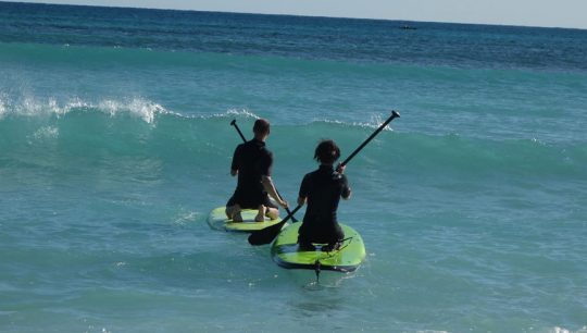 SUP Discovery Lesson & Tour Coral Coast