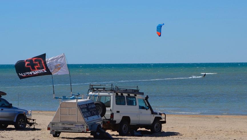 Exmouth Kitesurfing Beginner Lesson